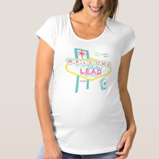 Maternity LEAD Shirt