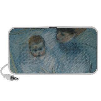 Maternity Notebook Speaker