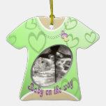 Maternity Shirt/ green