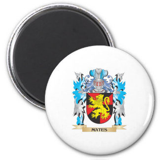 Mates Coat of Arms - Family Crest Magnet