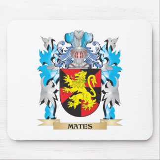 Mates Coat of Arms - Family Crest Mousepads