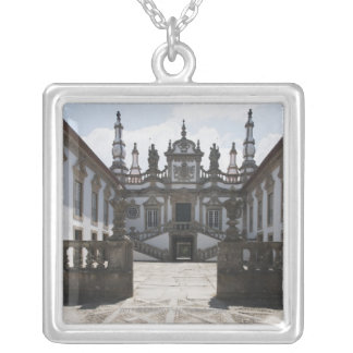 Mateus Palace Silver Plated Necklace