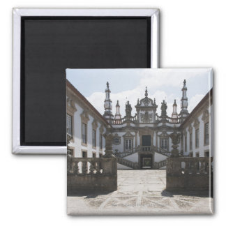 Mateus Palace Square Magnet
