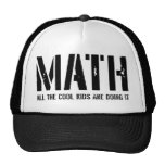 Math. All the cool kids are doing it Cap