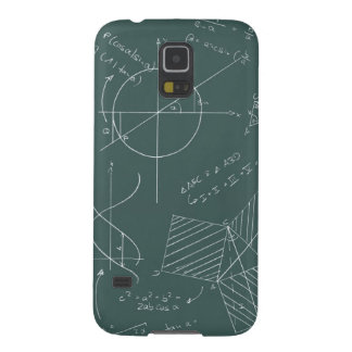 Math blackboard galaxy s5 cover