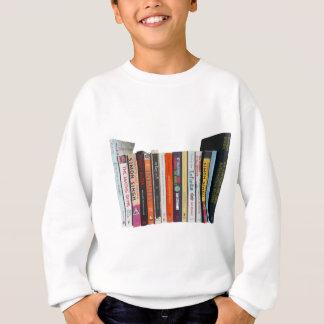 Math Bookshelf Sweatshirt