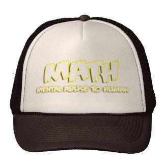 Math Cap