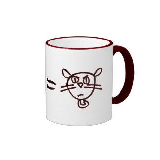 Math Cat #1 Coffee Mug