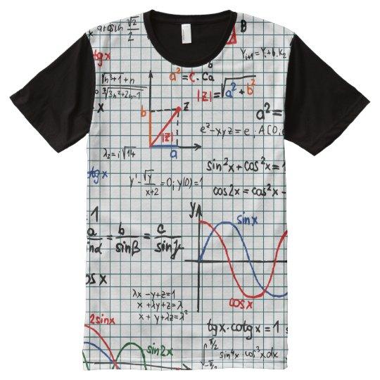 tee shirt sheet