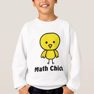 Math Chick Sweatshirt