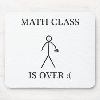 Math Class is Over :( Mouse Mat