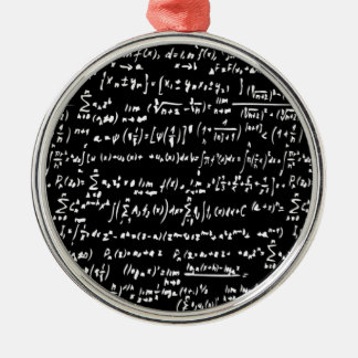 Math Christmas Ornament