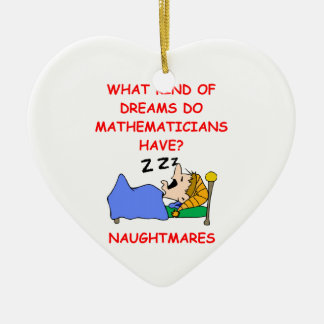 math ornament