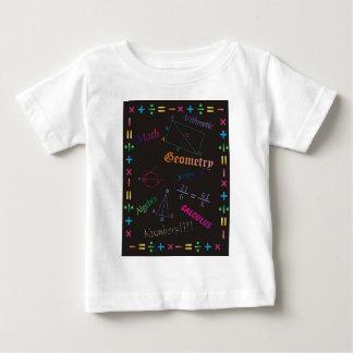 Math Design Black T-shirts