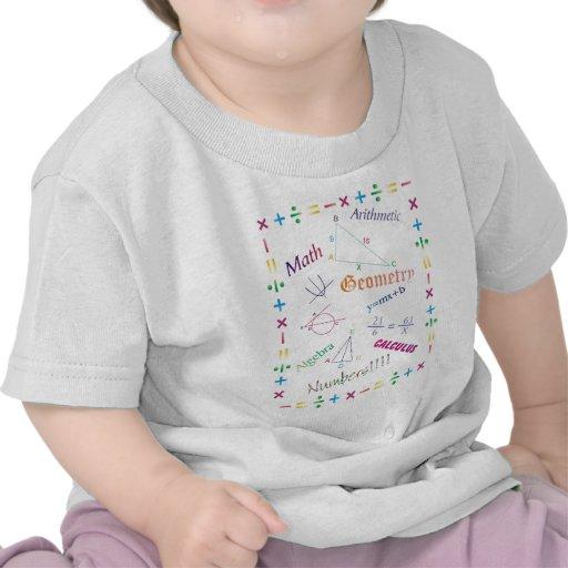 Math Design T Shirt