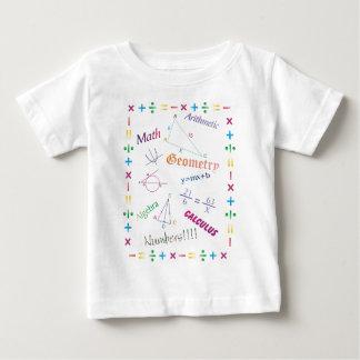 Math Design Tee Shirts