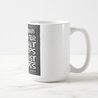 Math For Homebrewers Basic White Mug
