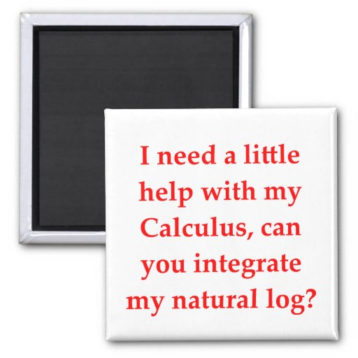 math geek love pick up line fridge magnets