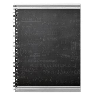 Math Geek Notebook