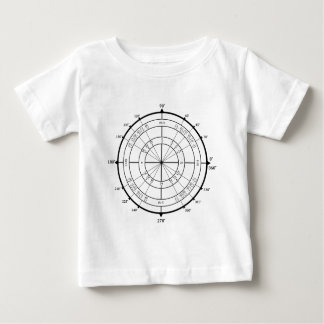 Math Geek Unit Circle Baby T-Shirt