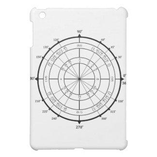 Math Geek Unit Circle iPad Mini Cases