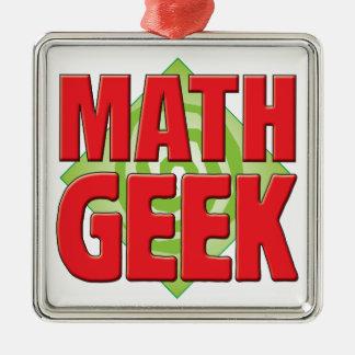 Math Geek v2 Ornament