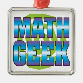 Math Geek v3 Ornament