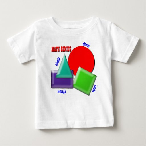 Math Genius Shirts