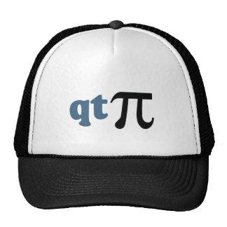 Math Humor - Cute Tee Pi Cap