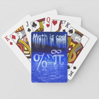Math is Cool Poker Deck