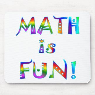 Math is Fun Mouse Mat