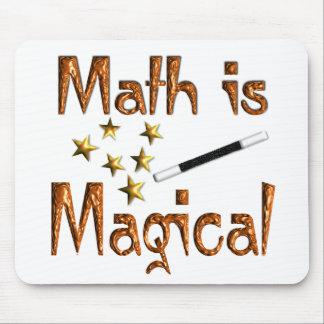 Math is Magical Mouse Mat