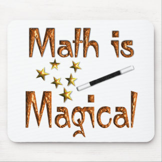 Math is Magical Mouse Pad