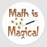Math is Magical Stickers