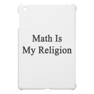 Math Is My Religion Case For The iPad Mini