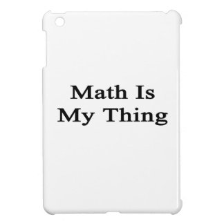 Math Is My Thing iPad Mini Cases