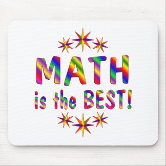 Math is the Best Mousepad