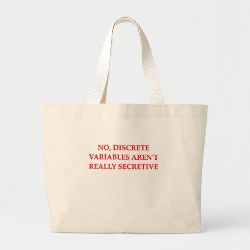 math joke tote bag