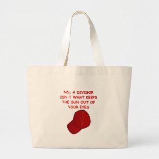 math joke bags