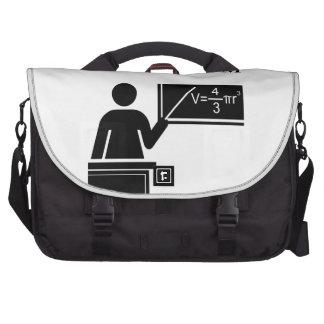 math joke laptop bags