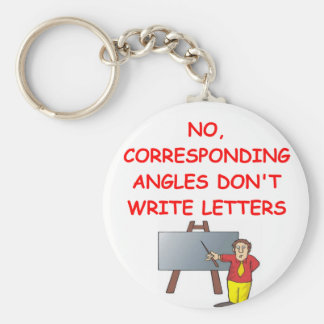 MATH KEY RING