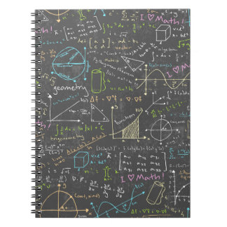 Math Lessons Notebook