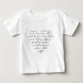 Math Love Baby T-Shirt