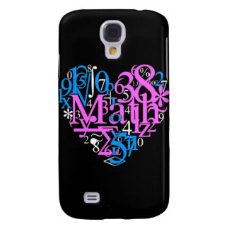 Math Love Galaxy S4 Case