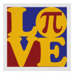 Math Love Posters