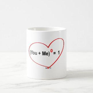 Math Lovers Basic White Mug
