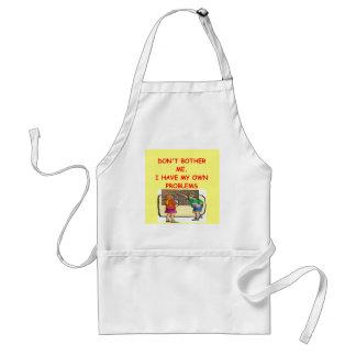 math mathematics mathematician apron