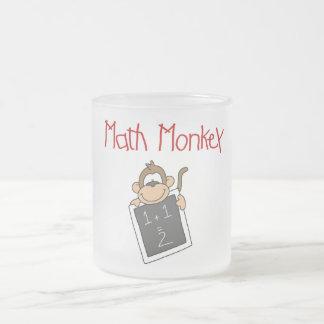 Math Monkey Tshirts and Gifts Coffee Mugs