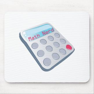 Math Nerd Calculator Mousepad