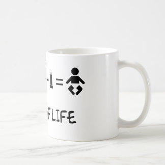 MATH OF LIFE COFFEE MUG
